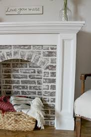 brilliant diy faux fireplace design ideas 7 onechitecture