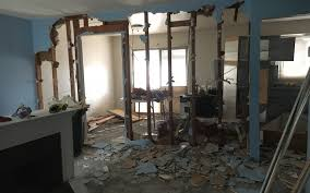 How To Remove Load Bearing Interior Wall Trilevel Turd Update And How To Remove A Load Bearing Wall The