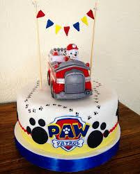 paw patrol cake cookies cupcakes cardio