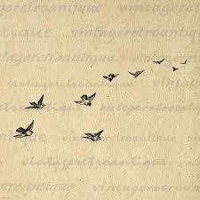 printable art business digital printable flying birds image printable bird art animal