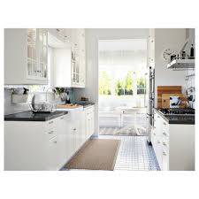 White Kitchen Cabinets With Glass Doors Bodbyn Glass Door 18x30