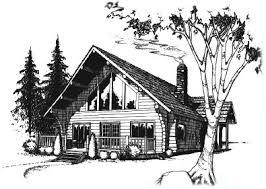 log cabin drawings joel kimball illustrator log cabin