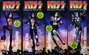 Polar Lights Models Polar Lights 1 6 Scale Kiss Figures
