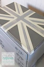 how to make a union jack using frog tape frogs british and craft