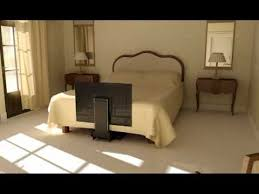 tv lift cabinet foot of bed under bed tv lift future automation youtube