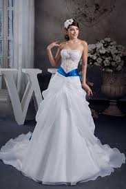 white wedding dress with red naf dresses