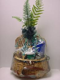 Baskets For Gifts Fishing Gift Baskets