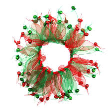 smoochers pet scrunchie christmas bells with same day shipping