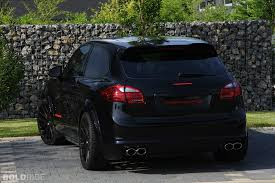 Black Porsche Cayenne - black on black porsche cayenne all pictures top