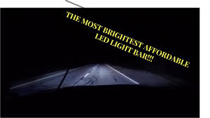 Brightest Led Light Bar by 5d 38in 546w 54600 Lumen Ebay Led Projector Light Bar Spot Flood