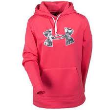 armour sweater armour sweatshirts s pink coldgear hooded sweatshirt