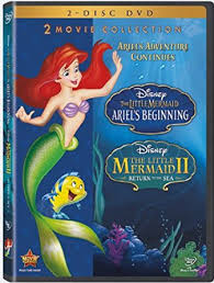 amazon mermaid ii ariel u0027s beginning 2 movie
