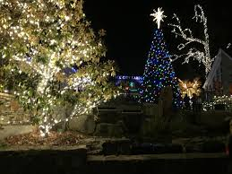 Rock City Garden Of Lights Opinion Rock City S Enchanted Garden Of Lights Is For All