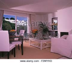 interiors dining room coastal stock photos u0026 interiors dining room