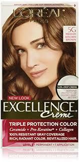 l oréal paris excellence créme permanent hair color target titan gel