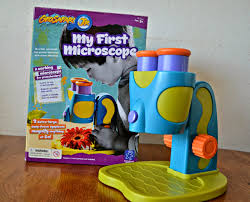 geosafari jr my first microscope review and giveaway