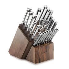 german steel kitchen knives cangshan n1 series 22 german steel knife block set reviews
