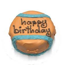 customized birthday cakes for dogs chuck it ball organic dog treats