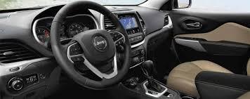 jeep cherokee sport interior 2017 2017 jeep cherokee review price specs merrillville in
