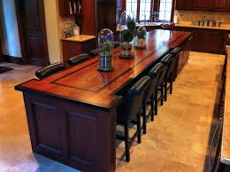 jatoba wood countertop photo gallery by devos custom woodworking jatoba face grain wood island countertop with wenge inlay and banding