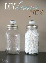 Bathroom Jars With Lids Diy Friday Mason Jar Crafts Inexpensive Christmas Gifts Door