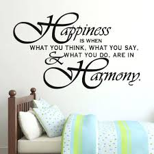 wall ideas wall art sayings canvas wall art sayings for nursery wall art sayings for bedroom harmony life quotes family wall sticker positive sayings vinyl wall art adesivo de parede for living wall art sayings for