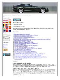 mercedes comand ntg2 secret codes automobiles automotive