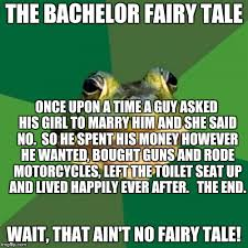 Bachelor Frog Meme - foul bachelor frog meme imgflip