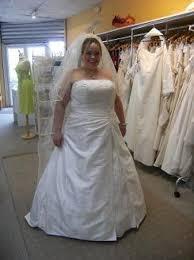 grosse robe de mariã e robe de mariee eglantine pour grande taille t 50 52 54 vide
