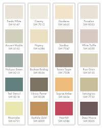 wall paint color palette cool paint color palette design