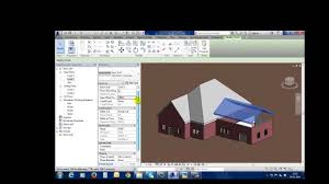 Hip Roof Design Software by Creating Complex Roofs In Revit 2014 Youtube