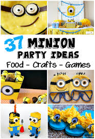 minions party ideas minion party ideas crafting in the