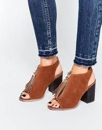 womens boots kurt geiger miss kg saana tassel shoe boots kurt geiger boots for