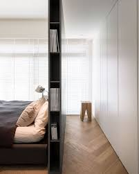 closet behind bed 45 cool ideas to use space behind the bed shelterness