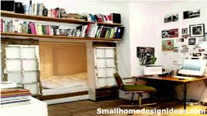 hidden beds in wall design transformable space saving kids rooms