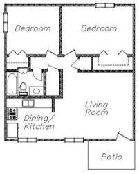 one bedroom one bath house plans free floor plans for small houses free floor plans smallest house