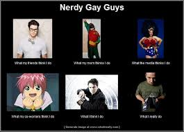 What I Really Do Meme - what i really do meme nerdy gay guys by doctorchibi on deviantart