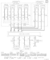 mitsubishi montero wiring diagram mitsubishi montero stereo wiring