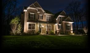 landscape lighting design west chester pennsylvania