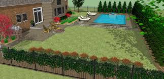 just picture it 3 d models for landscape designs carex design group