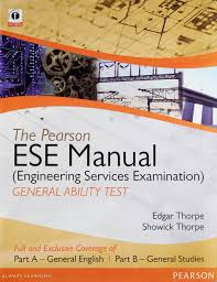 buy the pearson ese manual engineering services examination