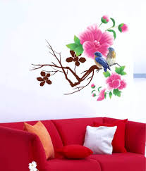 flower wall decals design stickers how to paint flower wall flower wall decals design stickers