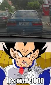 Its Over 9000 Meme - it s over 9000 dbz pinterest dragon ball dragons and dbz
