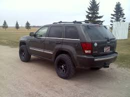 jeep commander lifted wk xk wheel tire picture combination thread page 4 jeepforum com