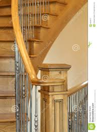 Staircase Banisters Staircase Banister Close Up Royalty Free Stock Photography Image