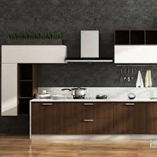 black walnut wood kitchen cabinets china quartz countertop pantry cabinetry custom modern