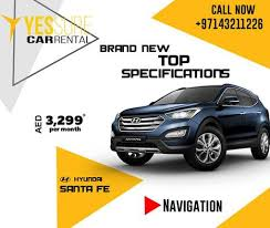 rent hyundai santa fe rent 7 seaters hyundai santa fe yes sure car rental