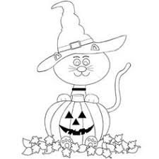halloween coloring pages printables halloween