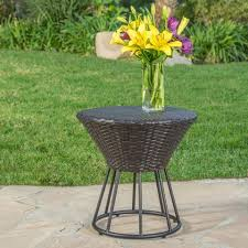 Green Accent Table Outdoor Accent Tables U2013 Noble House Furniture