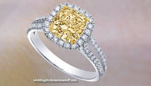 canary engagement rings canary engagement rings are becoming more popular every